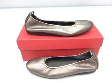 Arche Laius Flats Comfort Shoes Size 40 / 9 Slip On Ballet Skimmer Micas/castor
