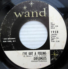 DIPLOMATS promo Northern45 I'VE GOT A FEELING LOVE AIN'T WHAT IT USED TO BE dm24