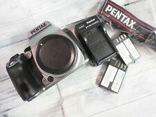 Pentax K K-70 24.0MP Digital SLR Camera - Silver (Body Only)