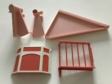 Lego Scala Big Family House 1997 Replacement Parts 3290 Girl Pink Salmon Stair