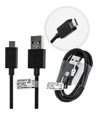 GENUINE SONY UCB16 MICRO USB DATA CABLE LEAD FOR XPERIA M2 Aqua Z3 T3 E1 MINI