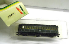 23017 Trix h0 K. Bay. STS. abteilwagen OVP mercancía nueva 1:87 de pasajeros rce Ho