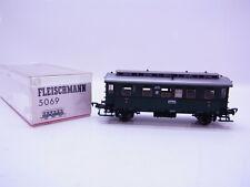 61024 | Fleischmann H0 5069 Personenwagen 93 069 grün 3. Klasse in OVP