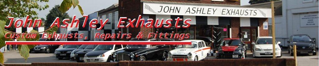 John Ashley Exhausts