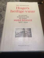 Hugo's Heilige Vuur - Paul Huybrechts  * De Intieme biografie van de Jonge