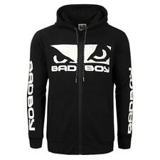 Bad Boy Ground N Pound Hoodie GPD Black Hoody BJJ No Gi MMA Casual