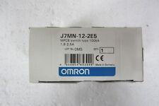 OMRON J7MN-12-2E5 INTERRUTTORE AUTOM. PROTEZIONE MOTORE (SALVAMOTORE) 1,8-2,5A