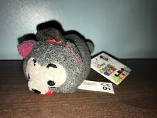 Disney Tsum Tsum BNWT Aristocats Scat Cat MINI Soft Toy Beanie