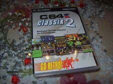 C 64 Classix oro 2 PC 500 c64 juegos para el PC top DVD cover culto juegos