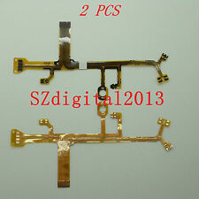 2PCS/ NEW Lens Main Flex Cable For NIKON S200 S210 S220 S230 Digital Camera