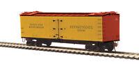 MTH 80-94003 HO Scale, R40-2 Woodside Reefer Car - Pennsylvania #120140