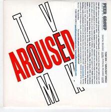 (EM170) Tom Vek, Aroused - 2011 DJ CD