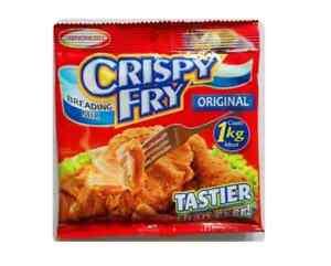 3x Crispy Fry Breading Mix 62g