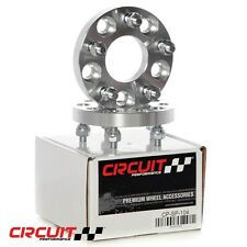 2X 20mm Wheel Spacers | 5x114.3 (5x4.5) | 12x1.25 | 66.1 CB for Nissan Infiniti