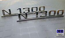 Mercedes Benz Mevosa MEVOSA N1300 N-1300 N 1300 insignia emblem new OEM NOS  x 2