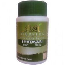 10X Sri Sri Ayurveda Shatavari Tablet For Womans 60 Tablets