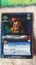 Yu Yu Hakusho TCG CCG L6 Kurama, Gloomy Shadow Exile League Promo Card