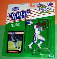 1989 LIONEL MANUEL New York Giants #86 Rookie - FREE s/h - Starting Lineup slu