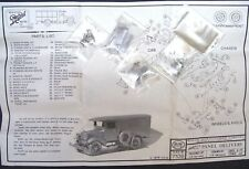 RARE -  Scale Structures Ltd - HO Scale - #7106 PANEL DELIVERY