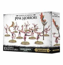 Tzeentch: Pink Horrors - 10 miniatures from Games Workshop