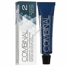 Eyelash And Eyebrow Tint Dye Colour Blue Black by Combinal 15ml