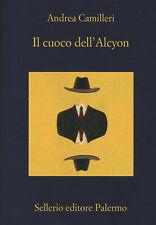 IL CUOCO DELL'ALCYON di Camilleri (Montalbano) -CONSEGNA RAPIDA-