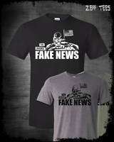 Moon Landing Hoax Shirt NASA Astronaut Space Funny Scam USA Fake News Truther