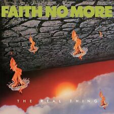 FAITH NO MORE - THE REAL THING DELUXE EDITION 2CD ALBUM SET (June 8th 2015)