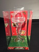A Christmas Story Acrylic Leg Lamp Shot Glass - New in Package - Holds 2 ounces