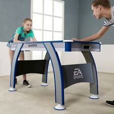 Air Hockey Table Game Room 54 Inch Powered With LED Electronic Scorer EA Sports