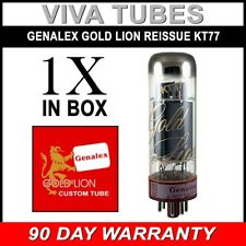 Brand New In Box Genalex Reissue KT77 KT-77 Vacuum Tube Plate Current Tested