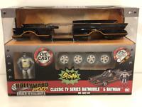 Batmobile Batman 1966 Classic TV Series Build and Collect Jada 30873