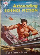 ASTOUNDING STORIES 1954 NOVEMBER