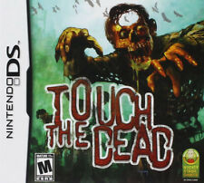Touch The Dead NDS New Nintendo DS