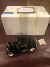 Franklin Mint 1932 Ford Deuce Coupe 1/24 Diecast