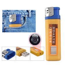 Mini Hidden Type Spy Camera Lighter DV DVR Video Camera Cam Camcorder Recorder