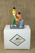 Marie Leblon Delienne Sesame Street Bert and Ernie Figurine Tralala Collectible