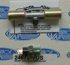 VINTAGE AIR 24679-VUS Binary Switch Kit w beadlock 6AN Hot Rod AC Conditioning