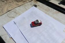 an 1/43 model of monte carlo mini