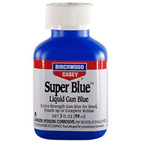Birchwood Casey Gun Super Blue 3 ounce R2 Double Strength Solution