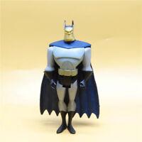 Mattel DC Universe Justice League Unlimited Batman Action Figure old w painted
