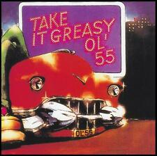 OL' 55 - TAKE IT GREASY CD ~ ON THE PROWL~LOOKING FOR AN ECHO ~ FRANKIE J *NEW*