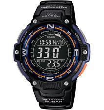 Casio SGW100-2BWC Twin Sensor Digital 200 Meter Water Resistant Watch
