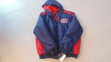 New Montreal Canadiens Embroidered Authentic GIII Coat Jacket size XLarge hooded