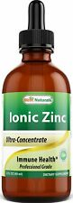Best Naturals Ionic Liquid Zinc - Immune Support - 2 OZ (60ml)