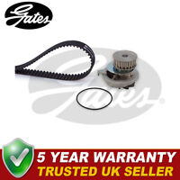 GATES TIMING CAM BELT WATER PUMP KIT FOR VAUXHALL ASTRA 1.8 2.0 (1983-1998)