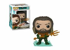 Funko Pop! Movie Heros Aquaman Arthur Curry Collectible Figure (31177)