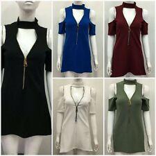 Unbranded Women's Polyester Halter Neck Dresses