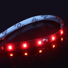 Lot 2PC 15 LED 30cm 1210 SMD LED Strip Light Flexible 12V Car Decor Waterproof1x