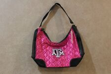 Quilted Texas A & M  Team Logo Hobo Bags Officially licensed _______ R4-1